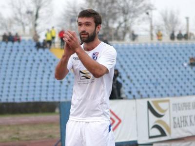 Гаджиев о матче «Севастополь» - «Таврия»