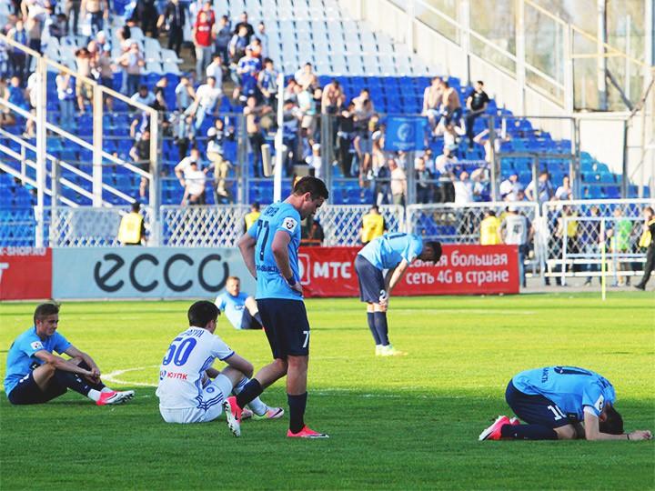 «Крылья Советов» победили «Урал» 3:1 вчемпионате Российской Федерации пофутболу