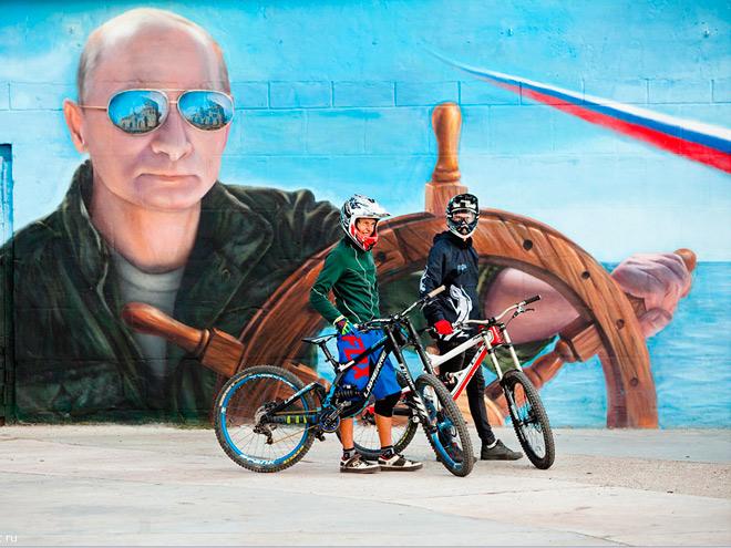 RideThePlanet. Маунтинбайк в Крыму
