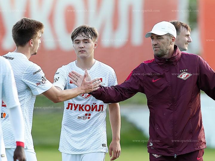 «Спартак» обыграл «Чертаново», а Мутко поддержал Черчесова