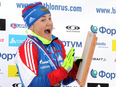 Юрлова: выступление Черезова вдохновило на успех