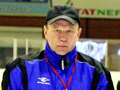 Детский тренер – об альметьевской школе хоккея