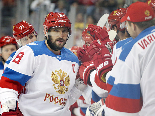 Российская Федерация перед Кубком мира уступила вовертайме Канаде