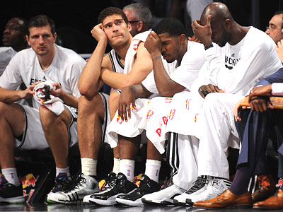 Обзор игрового дня в НБА