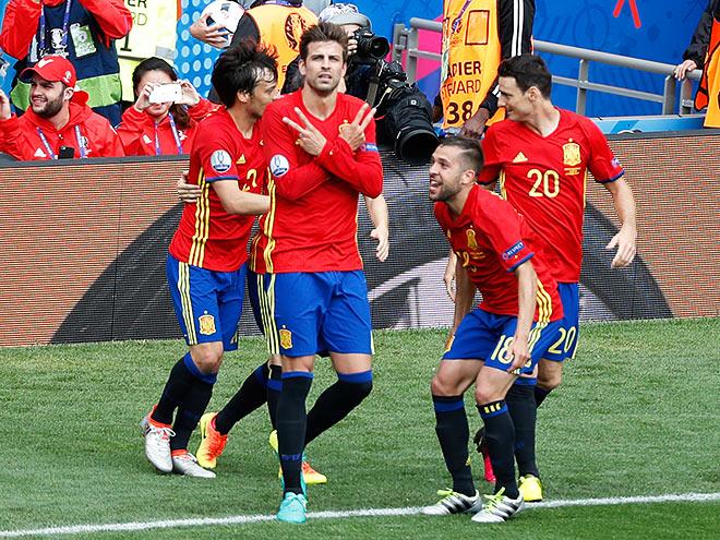 Испания – Чехия
