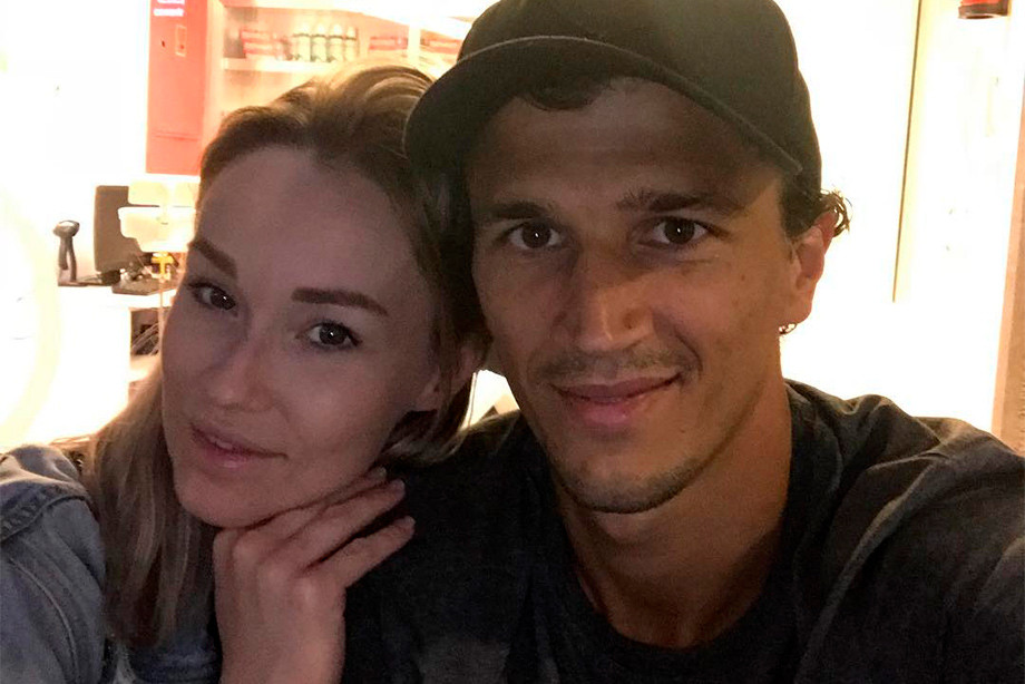 Марика и Роман Ерёменко