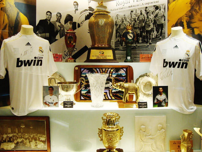Изучаем опыт клубных музеев «Реала» и «Барселоны»