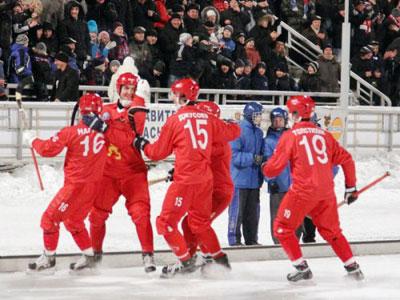 Хоккей с мячом. Итоги 16-го тура чемпионата России