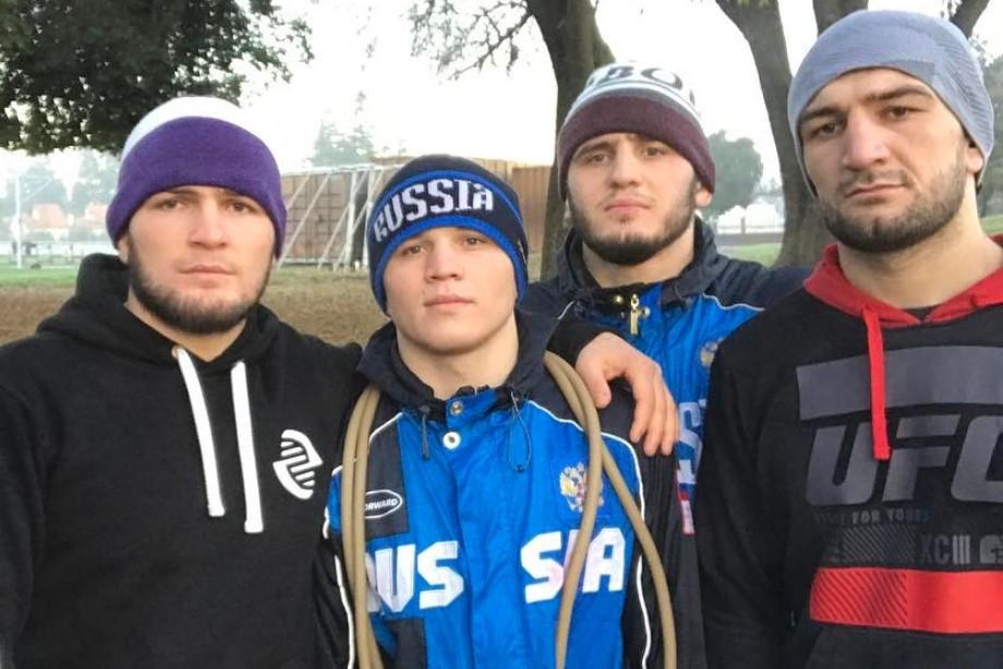 Хабиб и ещё шестеро россиян собираются подраться в Эмиратах осенью