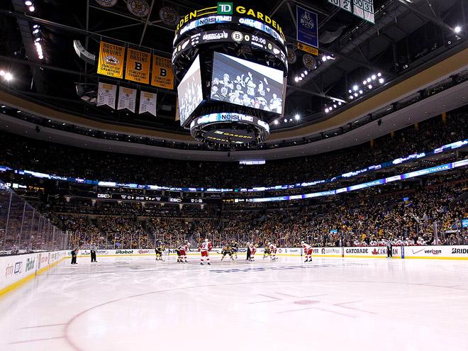 Сегодня стартуют полуфиналы конференций НХЛ
