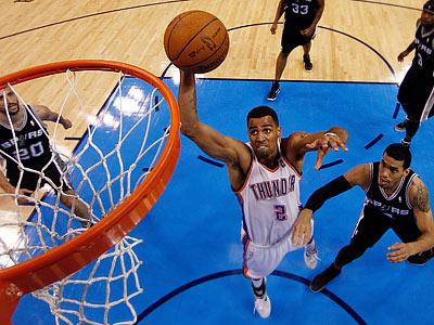 Чемпионом НБА-2011/12 станет «Оклахома-Сити»