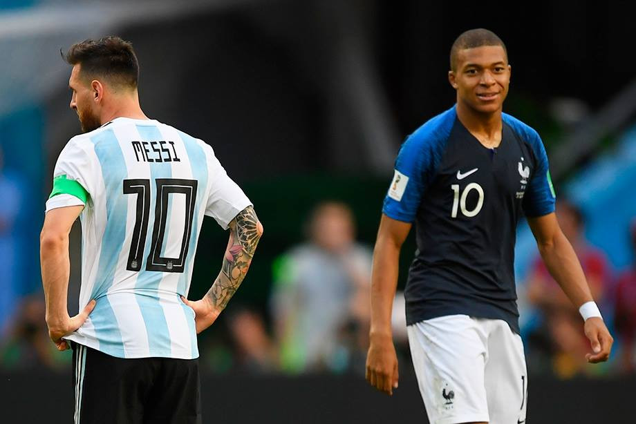 Франция — Аргентина — 4:3. 30 июня 2018. Обзор