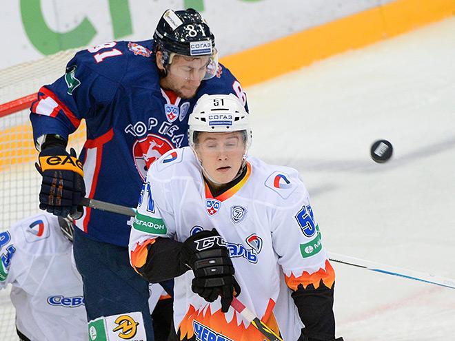 Владимир Малевич и Илья Неколенко