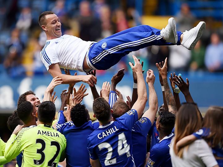 «Челси» одержал победу у«Тоттенхэма» ивышел вфинал Кубка Британии