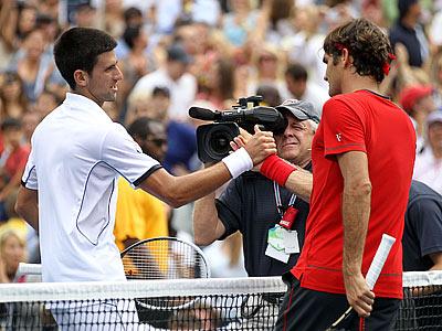 Лучшие матчи US Open-2011. Мужчины