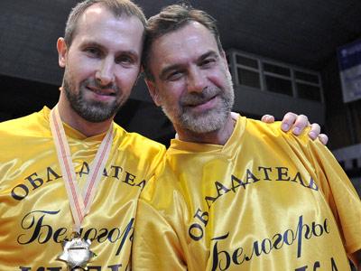 Сергей Тетюхин и Вадим Хамутцких
