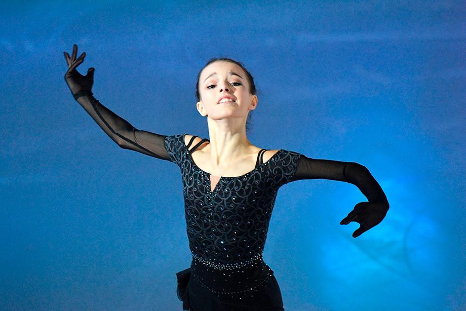 ЧМ по фигурному катанию среди юниоров 2019: Щербакова лучше Трусовой