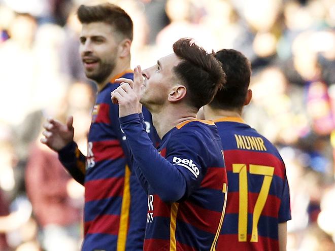 «Барселона» — «Хетафе» — 6:0