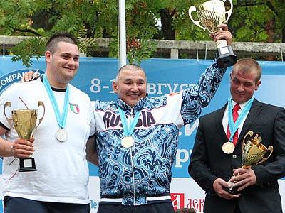 Завершился чемпионат мира по спортинг-компакту