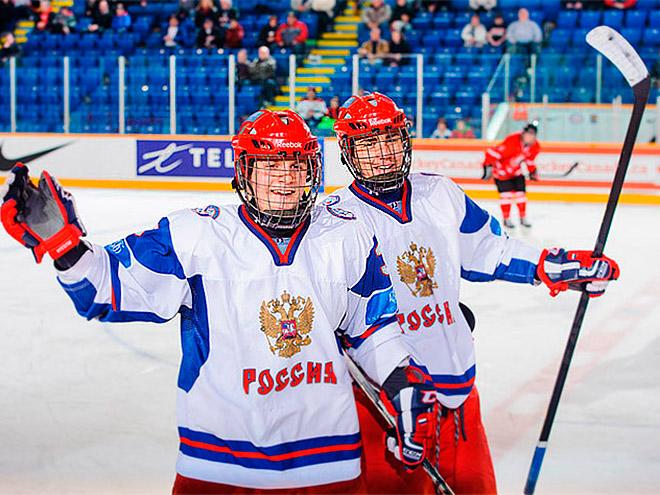 Как сыграли юниорские сборные России?