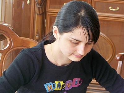 Ткаченко – четырёхкратная чемпионка мира