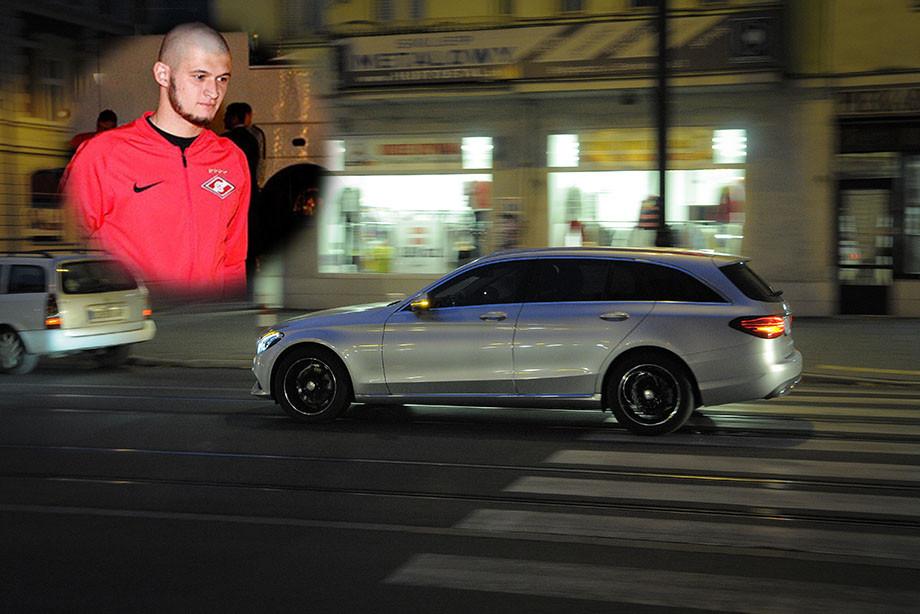 Футболист «Спартака» повторил ошибку Кокорина иМамаева, набросившись на жителя Америки