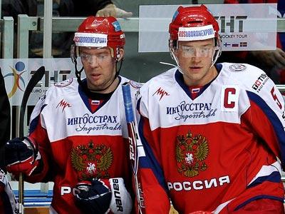 Сборная России проиграла чехам – 1:2