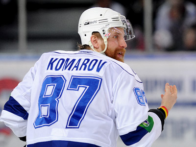 Впервые омские хоккеисты отказались общаться с прессой