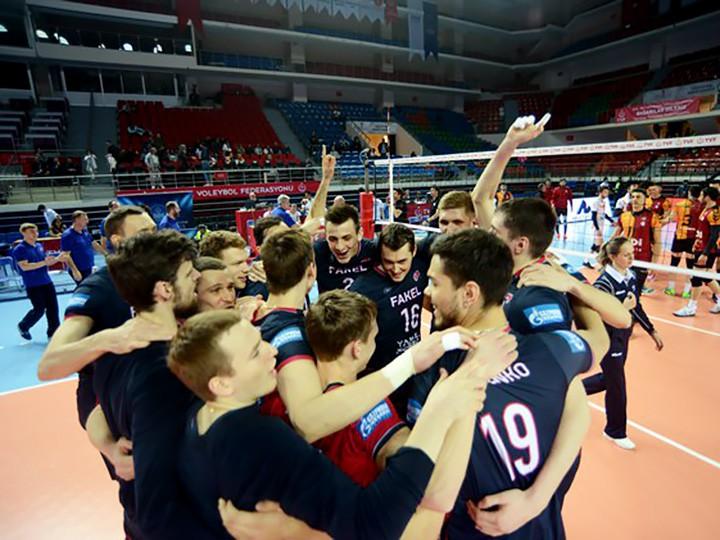Волейбольный клуб «Факел» стал победителем Кубка Вызова