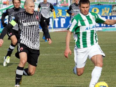 В стартовом матче 21-го тура «Заря» крупно обыграла «Карпаты»