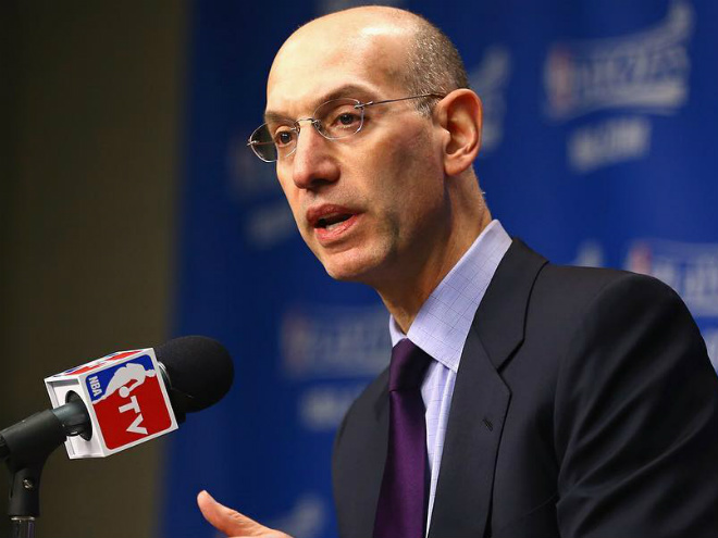 Сильвер признал, что Дюрант и «Уорриорз» не нарушили правил НБА