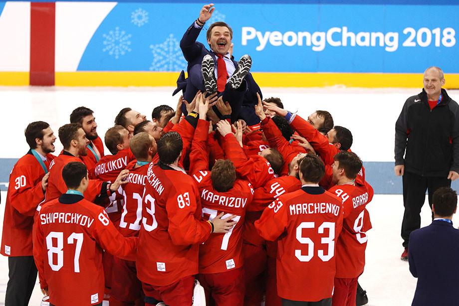 10 событий, по которым мы запомним этот хоккейный год