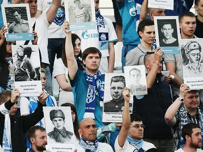 Лучшие фото 28-го тура Премьер-Лиги