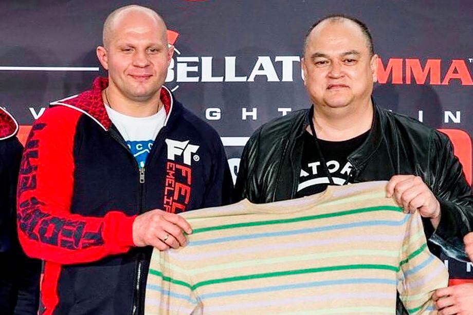 Вопрос дня. Станет ли Фёдор Емельяненко чемпионом Bellator?