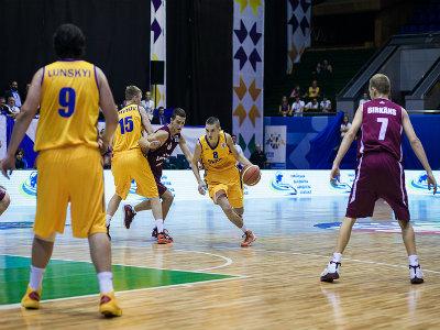 В Украине стартовал чемпионат Европы (U-16)