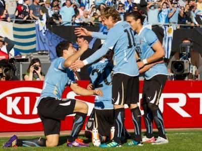 """""""Просто у Уругвая есть Суарес и Форлан"""""""