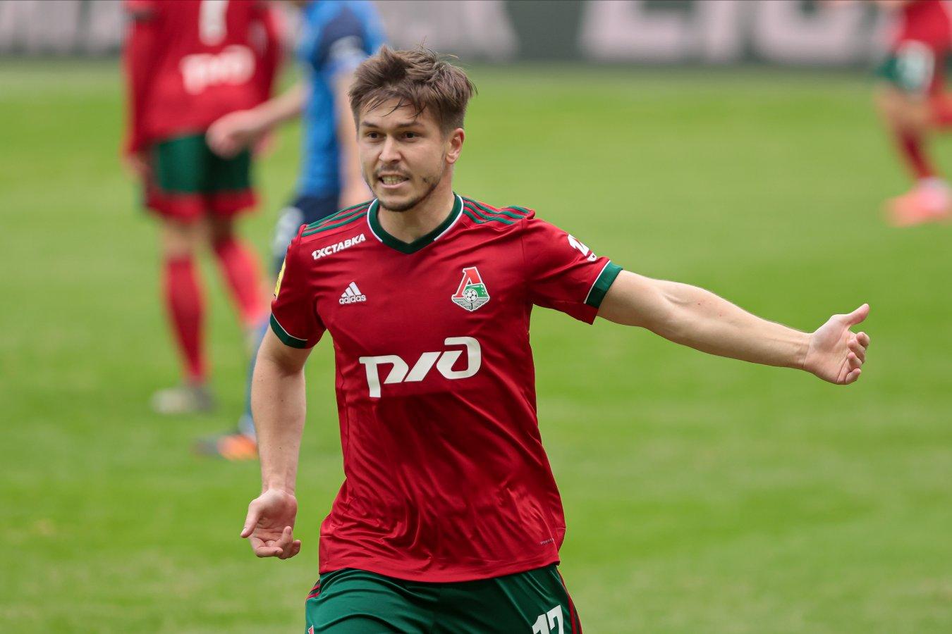 Рифат Жемалетдинов продлил контракт с Локомотивом на три года
