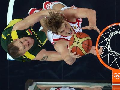 Лондон-2012. Баскетбол. Мужчины. Россия выиграла у Литвы