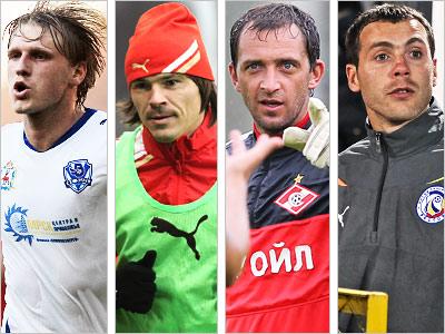 11 видных игроков, не востребованных Премьер-Лигой