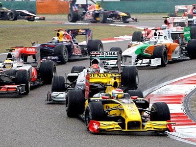 10-й гонки Петров ждать не стал