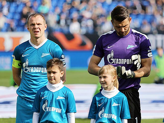 Александр Анюков и Юрий Лодыгин