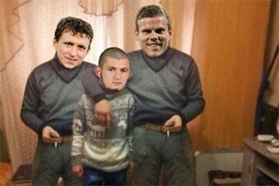 Павел Мамаев, Аяз Гулиев и Александр Кокорин