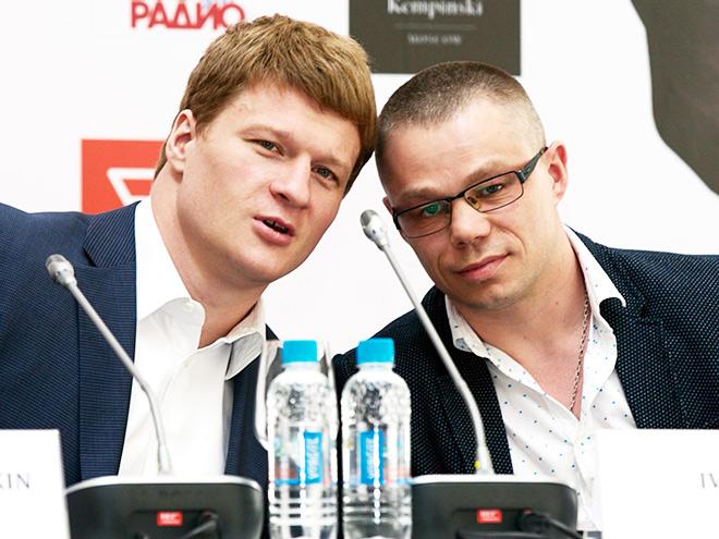 Интервью с новым тренером Александра Поветкина