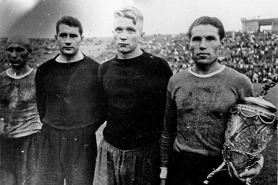 «Зенит» — обладатель Кубка СССР 1944 года