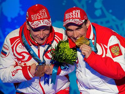 Паралимпийцы России стали вторыми