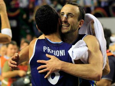 Приджиони впервые сыграет против Жинобили в НБА