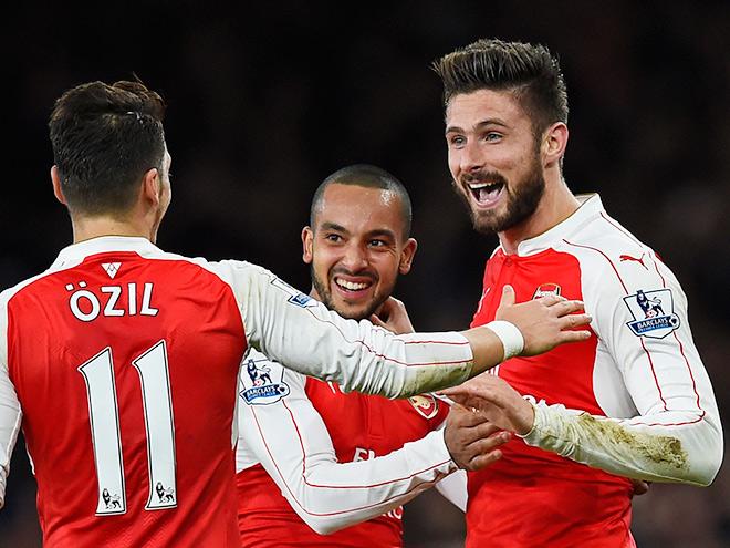 «Арсенал» — «Манчестер Сити». Обзор матча — 2:1