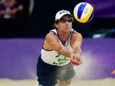 Лондон-2012. Пляжный волейбол. Эмануэль Рего