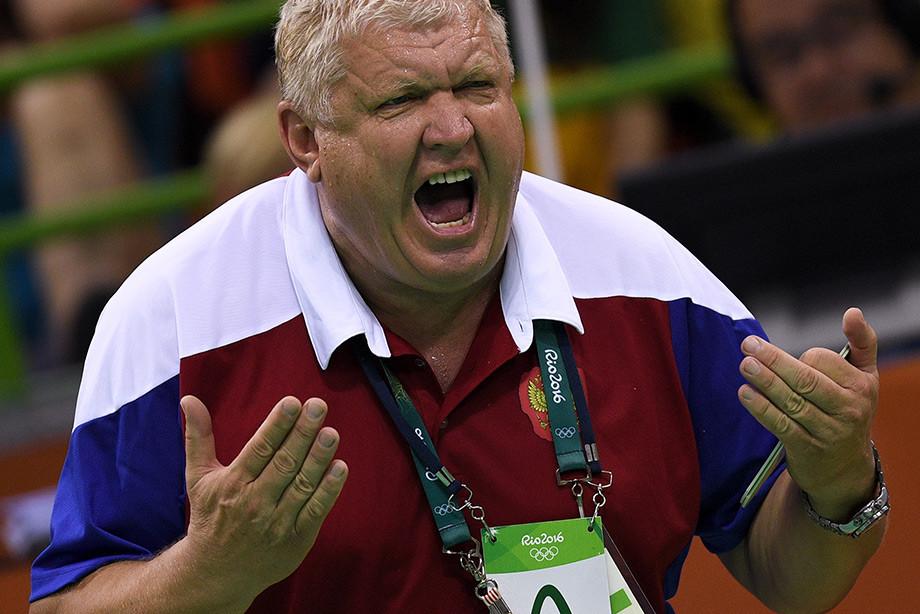 Мартин будет новым основным тренером женской сборной РФ погандболу