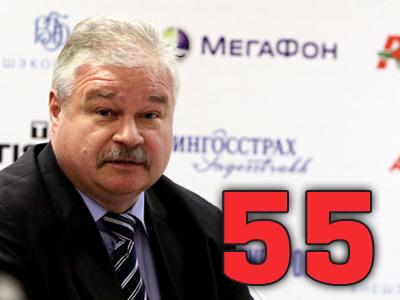 Владимиру Плющеву - 55 лет